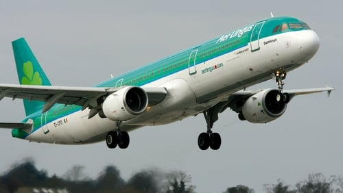 Aer Lingus - Has warned passengers of disruption this weekend