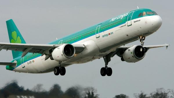 Aer Lingus - €32.5m tax bill