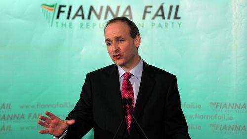 Micheál Martin - Becomes eighth leader of Fianna Fáil