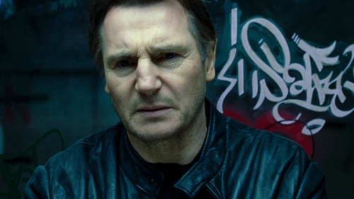 Even at the age of 58, Neeson has few peers when it comes to knocking seven bells out of any baddies