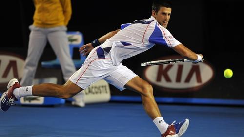 Novak Djokovic will face Rafael Nadal in the final