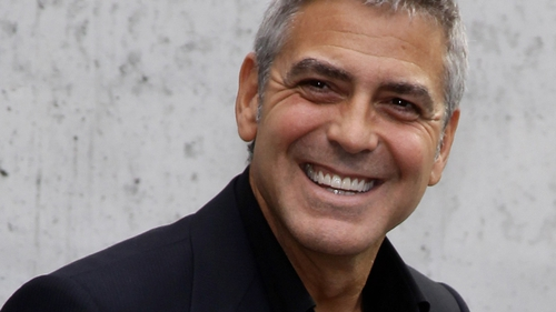 George Clooney planning Irish holiday