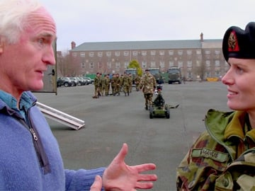 Prog 4: Collins Barracks