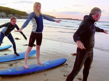 Prog 4: Surfing Donegal