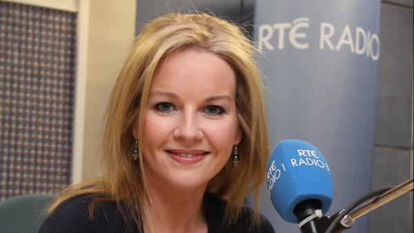 Byrne - Claire will present 'The Late Debate'