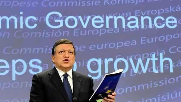 Jose Manuel Barroso proposes coordinated action for EU banks