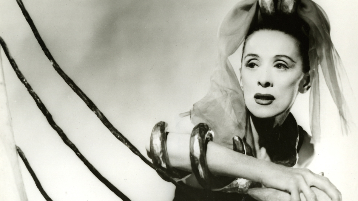 Martha Graham - Mother of us all