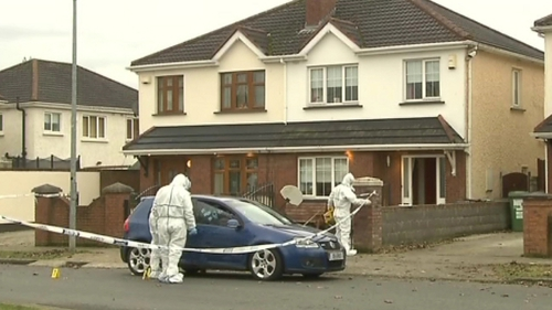 Clonsilla - Shooting considered a gangland attack