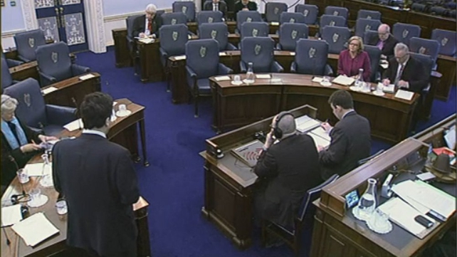 Seanad - Brian Lenihan outlines the Bill