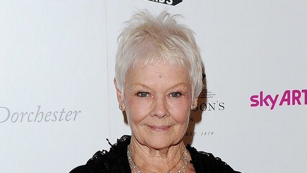 Judi Dench - suffering with eye ailment