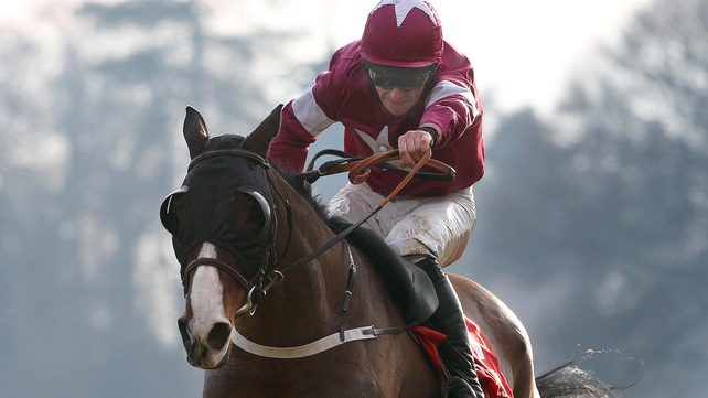 What's rare is often wonderful! Davy Russell will be in action at Dundalk