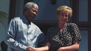Princess Diana met President Nelson Mandela in March 1997 while on a visit to Cape Town, five months before her death
