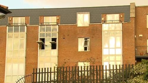 Grenville Street - One woman dies in fire