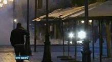 Nine News: Thousands defy Egypt curfews