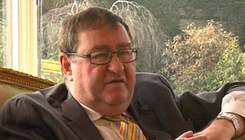 Noel O'Flynn - Outspoken in seeking resignation of Brian Cowen