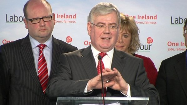 Eamon Gilmore - 'Ireland cannot afford to lose another generation'