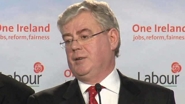 Eamon Gilmore - USC was 'badly thought out'
