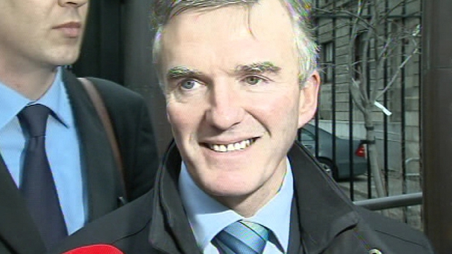 Ivor Callely - Suspended from Seanad for 20 days in July