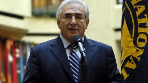 Dominique Strauss-Kahn - IMF ready to help Egypt