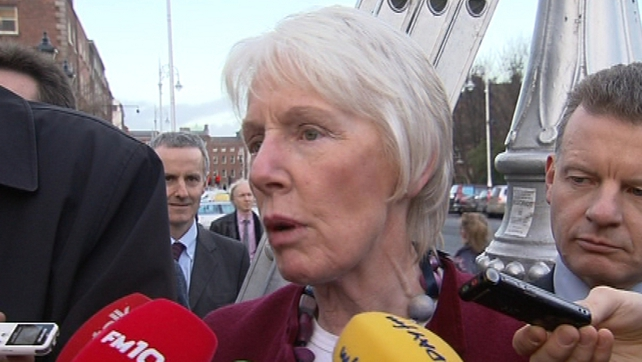 Mary White - Lost seat in Carlow-Kilkenny