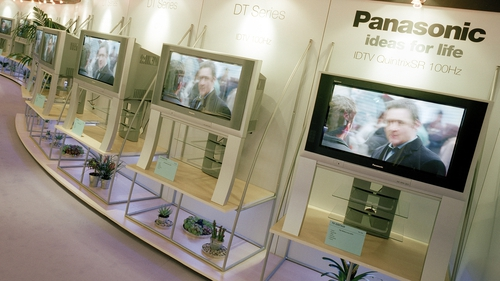 Panasonic reports nine month net profit of $2.4 billion