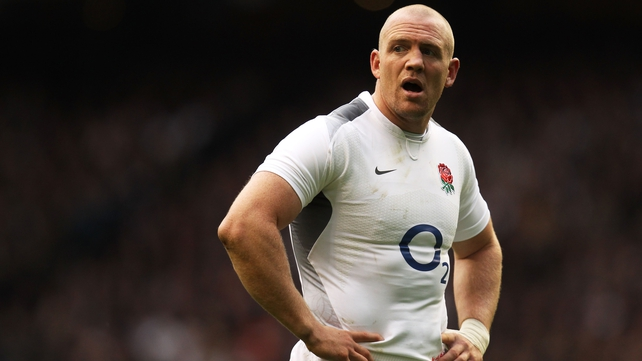 Mike Tindall - The England centre will play against Romania