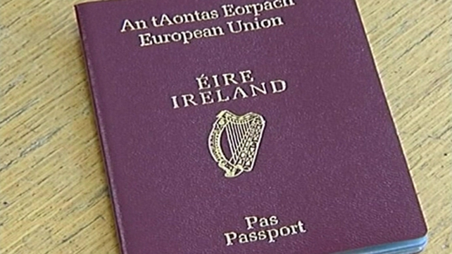 Passport - Charge for over 65s came in today