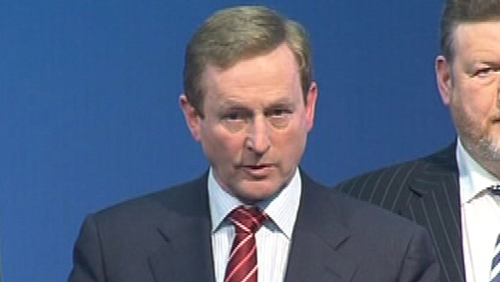 Enda Kenny - Suicide inflicts 'deep tragedy' on families