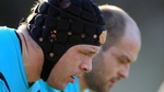 Mike Ross and Rory Best: hard work makes it easier for fancy dans in the backs