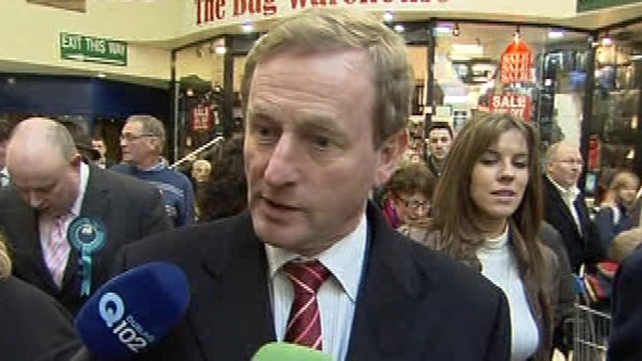 Enda Kenny - Concerned about impact of Universal Social Charge