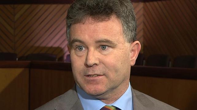 Fianna Fáil TD Sean Fleming