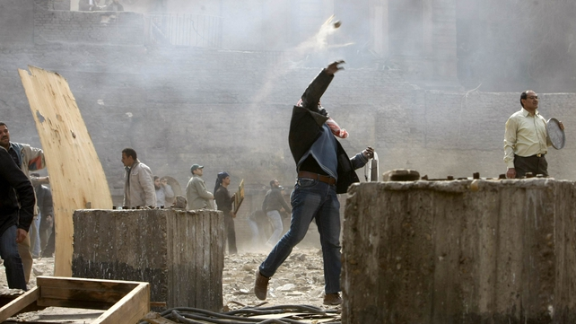 Cairo - 836 wounded in overnight clashes