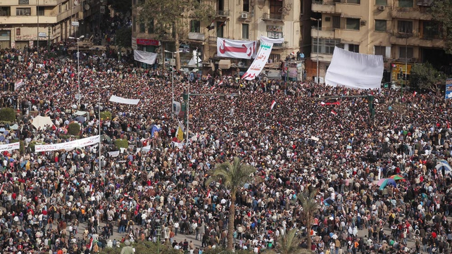 Egypt - Demonstrations continue in Cairo