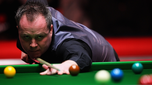 John Higgins is the defending champion in Shanghai