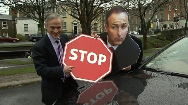 Richard Bruton - Plan to halve the cost of ministerial transport
