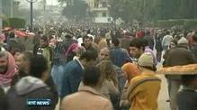 Nine News: Mubarak still in control in Egypt