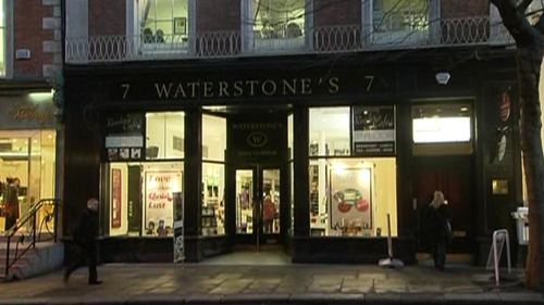 Waterstone's - 46 jobs going as two branches close