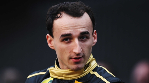Robert Kubica suffered horrific injuries in the 2011 Ronde di Andora rally