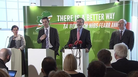Sinn Féin Voting Pact