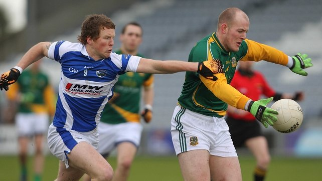 Joe Sheridan was very influential for Meath in attack