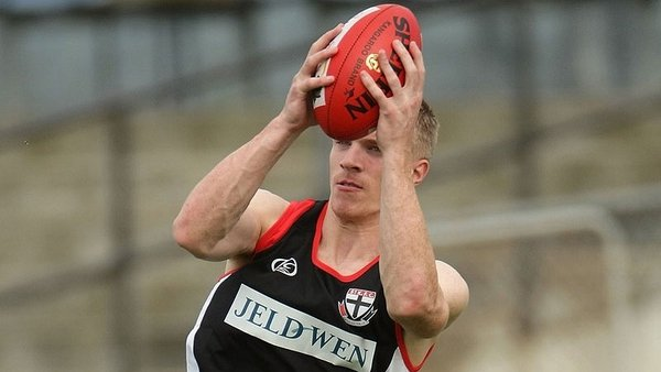 Tommy Walsh: set to make St Kilda debut