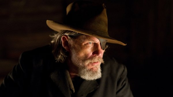 Jeff Bridges is, as expected, terrific as the battle-weary gunslinger