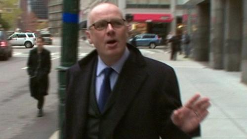 David Drumm - Bank complaint over documents