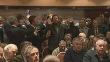 RTÉ.ie Extra Video: Heckler at Enda Kenny event