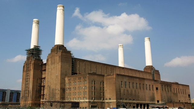 Battersea Power Station is partly held by NAMA