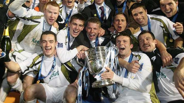 Cup winners in 2009 Sporting Fingal may be the latest League of Ireland club to go out of existence