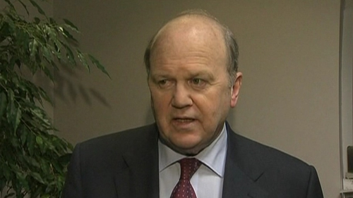 Michael Noonan - Could not understand 'unilateral' decision