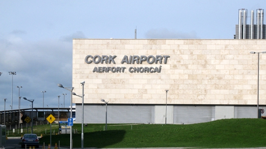 Custom Dogs at Cork Airport