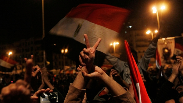 Cairo - 'The people have brought down the regime'