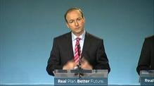 RTÉ.ie Extra Video: Fianna Fáil press conference